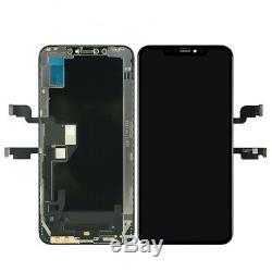 Aaa Pour Iphone Xs Max Écran Oled Écran Tactile Digitizer Remplacement De L'écran LCD