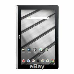 Acer Iconia One B3 A50 Full Hd 10.1 Tablet 32go Quad Core Android 8.1 Argent