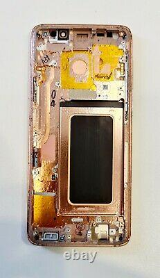Affichage 100% Original Samsung Galaxy S9 Plus G965f LCD Bildschirm Écran Tactile
