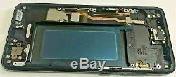 Affichage Écran Tactile LCD Samsung S8 Argent Originale, Nero, Or, Bleu, Cadre