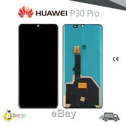 Affichage LCD Huawei P30 Pro Schermo Vetro Écran Tactile Vog-l09 Vog -l29 -l04