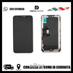 Affichage LCD Schermo Vetro Par Iphone Xs Max Oled / Écran Tactile