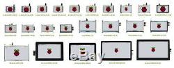 Affichage Waveshare Pour Écran Tactile LCD Raspberry Pi 3/2 / B + 2.8 À 10.1 Pouces