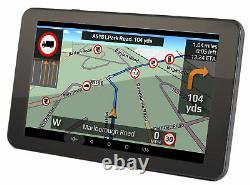 Aguri Truck Tx740 Dvr Avec 7 Lcd, Hd Dash Cam, Wi-fi Et Uk & Ireland Mapping