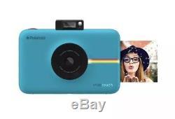 Appareil Photo Numérique À Impression Instantanée Polaroid Snap Touch Avec Écran Lcd, Bleu #polstbl