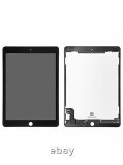 Apple Ipad Air 2 LCD A1566 A1567 Numériseur + LCD Et Écran Tactile Assemblage Noir