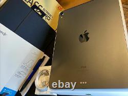 Apple Ipad Pro 11 Pouces 3ème Génération (64gb) Wifi (a1980) Dommages LCD Ios1398% Fmi-on