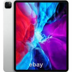Apple Ipad Pro 12.9 4e Génération 128gb 256gb 512gb 1tb Tablet Open Box