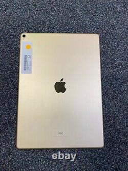 Apple Ipad Pro 2ème Général 256go, Wi-fi, 12,9 En Or LCD Décolorer