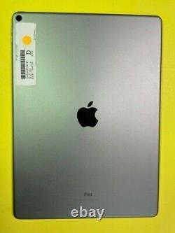 Apple Ipad Pro 2nd Gen 256go Wi-fi 12.9 En Gris LCD Discolor