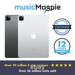 Apple Ipad Pro 4th Gen (2020) Toutes Les Tailles, 11in, Argent / Espace Gris Wi-fi + 4g