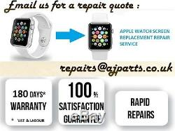 Apple Watch Series 1 - Service De Réparation D'écrans Tactiles Et D'écran LCD Défectueux De 38 MM