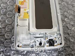 Argent Samsung Galaxy S8 Plus G955 - Écran Tactile Avec Convertisseur Analogique-numérique