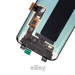 Assemblée De Convertisseur Analogique-numérique D'écran Tactile D'affichage D'affichage À Cristaux Liquides D'oem Samsung Galaxy S8 + Plus