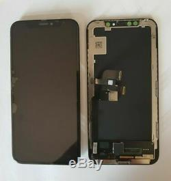 Assemblée De Convertisseur Analogique-numérique D'écran Tactile D'oled De 3d Lcdpour Le Remplacement De L'iphone X D'apple