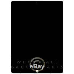 Assemblée LCD Digitizer Pour Apple Ipad Pro 12,9 Verre Avant Noir Écran Tactile