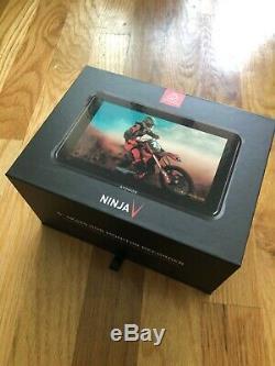 Atomos Ninja V 5 4k Moniteur D'enregistrement Avec Sony 1tb Atomx Ssdmini Kit