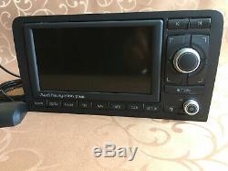 Audi Navi Rns-e S3 Rs3 LCD A3 De Navigation D'origine Audi A3, S3, Rs3 8p Rns-e Navi