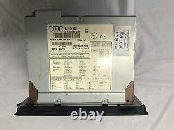 Audi Tt Mk2 Navigation Plus 8j0035192 Sat Nav Cd/tv LCD