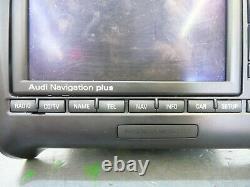 Audi Tt Mk2 Navigation Plus 8j0035192 Sat Nav Cd/tv LCD Sans Code