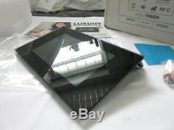 Axis Intérieur 7 Hd LCD Écran Tactile Vidéo Audio Porte Intercom Stationboxeduk