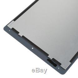 Blanc Pour Ipad Pro 12.9 2ème Gén. Écran LCD Remplacement Digitizer Écran Tactile