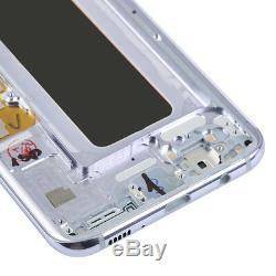 Bleu Écran D'affichage LCD Oem Digitizer Remplacement Pour Samsung Galaxy S8 + Plus