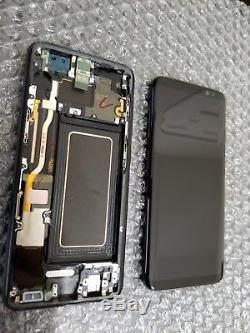 Brand New Samsung Galaxy S8 G950u G950 LCD Digitizer Écran Tactile Noir + Cadre