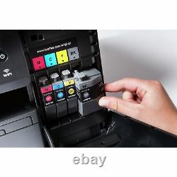 Brother Mfc-j5335dw A3 LCD 6.8cm Écran Tactile Sans Fil Imprimante Jet D'encre Noire