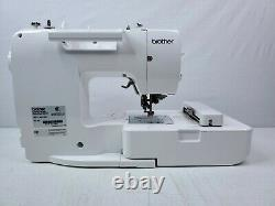 Brother Pe500 Personal Embroidery Machine LCD Écran Tactile Informatisé