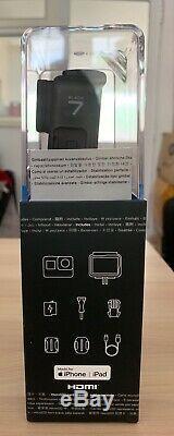 Caméra D'action Numérique 4k Étanche Gopro Hero7 Avec Écran Tactile LCD Et Support