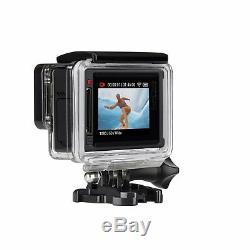 Caméscope D'origine Oem Gopro Hero4 Silver Edition Avec Écran À Cristaux Liquides