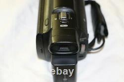 Caméscope Sony Handycam Fdrax33/b Noir