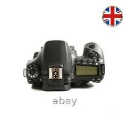 Canon Eos 90d 32,5 Mp Dslr Corps Seulement 4k Vidéo Variangle Écran Tactile LCD Nouveau 4pcs