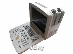 Ce +, Système De Diagnostic À Ultrasons Echographe Portable LCD Cms600b3 Usb