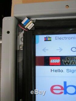 Commercial Winmate W32l340 De Cadre Ouvert 32 Écran Tactile LCD Panneau Support Pour Moniteur