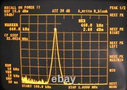 Contrôleur D'émetteur/récepteur Hf Avec Écran Tactile LCD 5