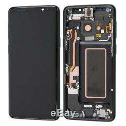 D'origine Samsung Galaxy S9 Sm-g960f 960 LCD Tactile Moniteur Midnight Schwarz