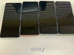 Débloqué Samsung Galaxy S10 Sm-g973u (at & T) Verre Fêlé, Téléphone LCD Bad