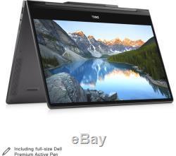 Dell Inspiron 13 7391 13,3 Intel Core I7 2 En 1 512 Go Ssd, Noir Currys