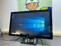 Dell S2340t 23 Touch Écran Écran LCD Hd Complet + Psu Gratuit P&p Mainland Royaume-uni #2i