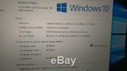 Dell Xps 13 9343 Core I5-5200u 2.20 Ghz 8 Go 128 Go Ssd LCD Fhd Webcam Nice $