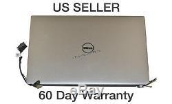 Dell Xps 13 9350 13,3 Qhd + LCD Écran Tactile Complet Assemblée 123v9 B