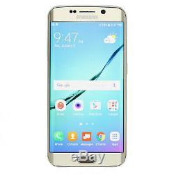 Déverrouillé Samsung Galaxy S6 Bord ++ Plus Ms-g928a 32gb Téléphone Ombre LCD
