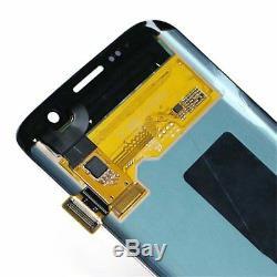 Digitaliseur D'écran Tactile D'affichage D'affichage À Cristaux Liquides Pour Le Bord G935 G935f De Bord De La Galaxie S7 De Samsung