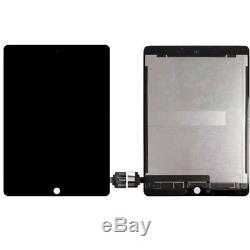 Displayeinheit LCD Écran Tactile Pour Apple Ipad Pro 9.7 Komplett Schwarz