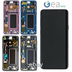 Écran LCD + Cadre Originale Samsung Galaxy Écran Tactile Par S8 + Plus Sm-g955f