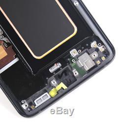 Ecran LCD D'origine Pour Samsung Galaxy S9 Plus G965f, Noir Bildschirm