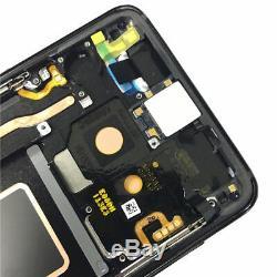 Ecran LCD D'origine Pour Samsung Galaxy S9 Sm-g960f Bildschirm Schwarz