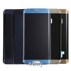 Écran LCD Écran Tactile Digitizer Samsung Galaxy S5 S6 S7 S8 Plus Cadre Lot